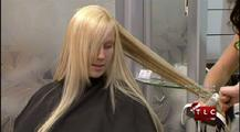 Renee Gets Long Hair on Wedding Day Makeover