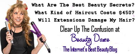 Check out Ann's New Blog, Beauty Daze
